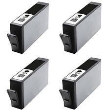 4 Black Ink Cartridge for HP 364XL B210c B210d Deskjet 3070A 3520 3522 3524 T