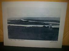 CODROY VALLEY, NEWFOUNDLAND,J.C.PARSONS,CORNER BROOK,PRINT