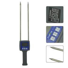 professional Wood Sawdust Powder Meter Hay Bale Moisture Wood dust Hygrometers