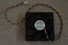 HK FAN AS8025L 12 4220D Internal Case Cooling Fan 12V 0.12A