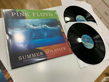 PINK FLOYD 2 LP SUMMER SOLSTICE THE UNRELEASED PINK FLOYD LONDON COLLECTION