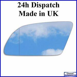 Left Wide Angle Mirror glass for Pontiac Firebird 1982-1992 #421LAS