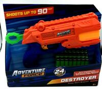 Adventure Force Destroyer Foam Dart Blaster Gun NEW IN BOX