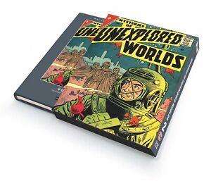 Silver Age Classics. Mysteries of Unexplored Worlds Vol 2 Slipcase