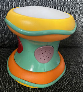 ELC Lights And Sound Drum Musical Toy Baby/ Preschool RRP:£25