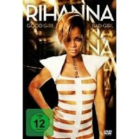 "RIHANNA ""GOOD GIRL BAD GIRL""  DVD NEU"