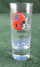 Buffalo Bills Team NFL PAPEL Tall Shot Glass Overtime