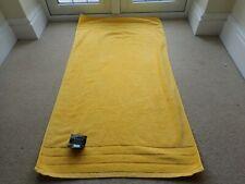 Dunelm Portugues Second Yellow Bath Towel Brand new