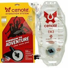 Polar Bottle Cenote Water System Hydration Bladder - 3 Liter 4-Pack