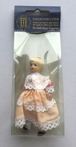 Dolls House Emporium Girl : 10.25 cm - New In Original Packaging