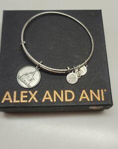 ALEX AND ANI DISNEY CINDERELLA BANGLE BRACELET