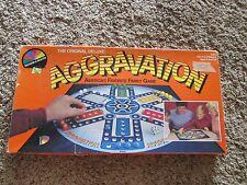 VINTAGE AGGRAVATION BOARD GAME 1987 COMPLETE GOOD SHAPE