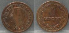 El Salvador - 1 centavo 1942