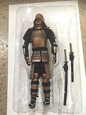 rare IEYASU TOKUGAWA 1/6 ACTION FIGURE SAMURAI japan 12 inch tall doll sword
