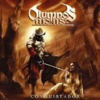 """OLYMPOS MONS """"CONQUISTADOR"""" CD NEU POWER METAL"""
