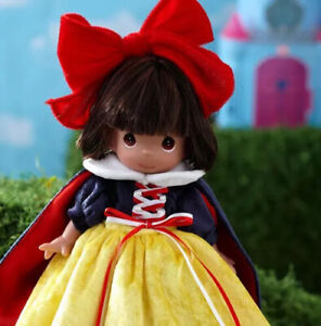 Precious Moments MEETS DISNEY  Snow White 9 Inch Doll DISCONTINUED