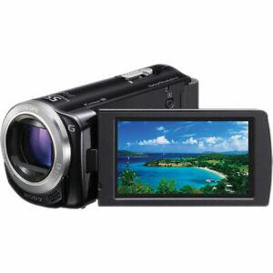 Sony HDR-CX260 High Definition Handycam Camcorder - Black - Mfg Refurbished