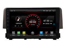 "For Honda Civic 2016-2019 Android 8.1 GPS Navigation 9""  Stereo Radio Wifi"