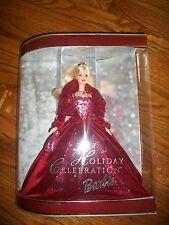 Barbie Holiday Celebration Doll 2002 MINT