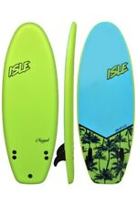 ISLE Nugget Soft Top Surf Board Package COLOR GREEN