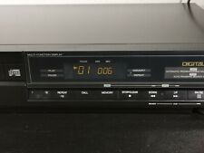 Vintage Sharp DX-670 - CD Player - getestet, funktioniert 1A