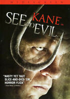 See No Evil (2006 Glen Kane Jacobs) DVD NEW
