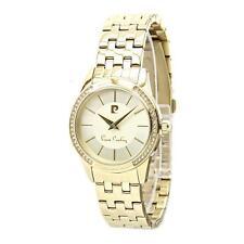 Pierre Cardin Troca PC107392F02 Stainless Steel Gold Women Watch