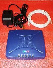 COM21 COM 21 DP1110 DP 1110 DOX PORT BROADBAND CABLE MODEM  MINT CONDITION #U3