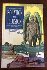 P. Craig Russell Isolation & Illusion Short Stories Dark Horse TPB Signed! Pics