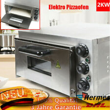 Pizzaofen 1 Kammer 2.000 W | expondo.at