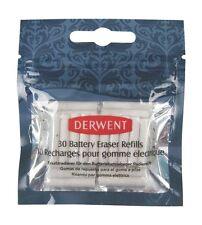 Derwent Battery Eraser Refills (30pk)