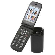 Olympia Seniorenhandy Primus Komfort Mobiltelefon mit großen Tasten in Anthrazit