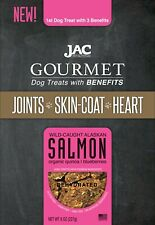 Jac Pet Gourmet Dog Treats! Functional Dog Treats | Joints | Skin