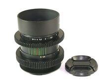 HELIOS 44 - 2  Lens  58mm  f 2  copy Biotar   M 42 + Adapter Canon EOS