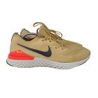 Nike Epic React 2 Flyknit Running Shoe Mens 14 Sneaker  Club Gold  BQ8928-700