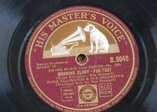 78rpm DUKE ELLINGTON morning glory [ - rex stewart ] / jack the bear B 9048