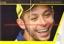 Valentino ROSSI 38 2010-2011 : Arrivée chez DUCATI et 1er essais MOTOGP MOTO 46
