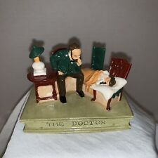 New ListingCollectible Sebastian Miniatures The Doctor In Orginal Box