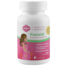 FAIRHAVEN HEALTH PEAPOD PREGNANCY PLUS PRENATAL MULTI-VITAMIN NURSING TTC x60
