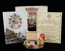 Rare 1987 Lilliput Lane Tanners Cottage Mint in box with Deeds Undisplayed
