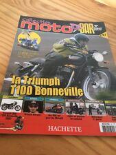 Joe Bar Team fasicule n° 47 collection moto Hachette revue magazine brochure