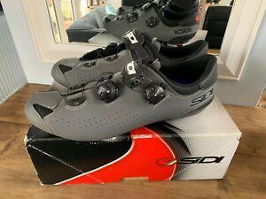 Sidi Genius 10 Road Cycling Shoes - Grey