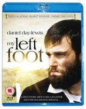 MY LEFT FOOT BLU-RAY NEW DVD