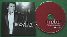 Engelbert Humperdinck Let There Be Love inc We're All Alone & Stand by Me + CD