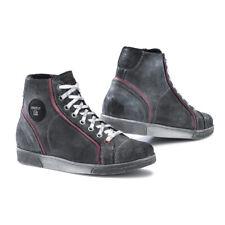 TCX X-Street Ladies Waterproof Motorcycle Boots Dark Grey Size EU37 UK4