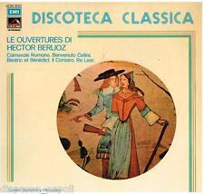 Berlioz: Ouvertures / Alexander Gibson - LP EMI NM/ VG