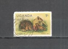 T46 - UGANDA 1979 - MAZZETTA DI 20 ANIMALI - VEDI FOTO