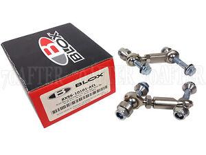 Blox Racing Adjustable Rear Sway Bar Endlinks for EG EK DC