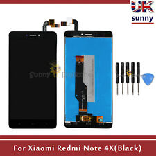 New Display For Xiaomi Redmi Note 4X LCD Touch Screen Full Assembly Replacement