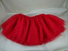The Childrens Place Ruby Red TuTu skirt 0-6 months NEW NWT